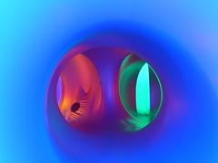 (tanetahi) Tags: australia brisbane southbank luminarium architectsofair inflatablearchitecture exxopolis brisbanefestival2014