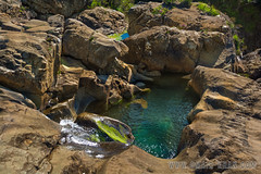 Fairy Pools (omairkha) Tags: uk mountain mountains skye water scotland waterfall highlands stream glen isle glenbrittle