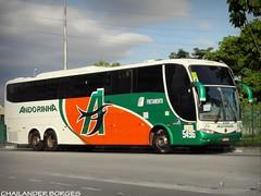 Empresa de Transportes Andorinha 5496 (Chailander Borges (So Paulo/Brasil)) Tags: buses mercedes benz o brazilian g6 500 paulo nibus so paradiso rsd transportes marcopolo cuiab andorinha 1350
