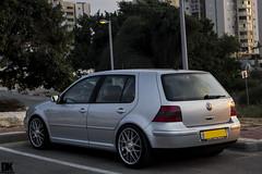 Volkswagen Golf mk4 GTI (D_Kashirin) Tags: car golf volkswagen low il bbs stance mk4