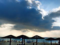 Haifa Hof HaCarmel beach (Rodrigo Uriartt) Tags: composition israel photographic escolhidas ruriak rodrigouriartt 3israel3