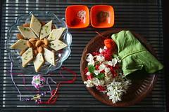 """Rakshabandhan"" (ilovethirdplanet) Tags: india festival sweets ritual maharashtra mumbai ind rakshbandhan"