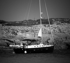sail boat (neueliebeyokohama) Tags: menorca