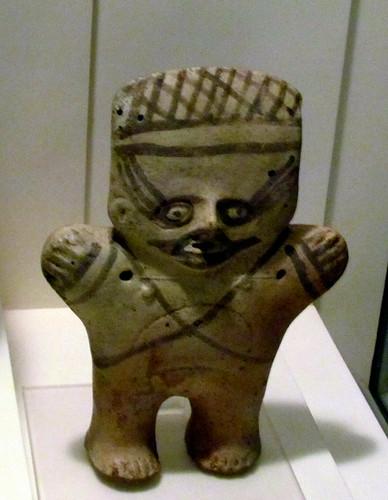 35 chancay terrcotta figurine Larco Museum Lima Peru 1823