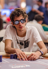 Albert Daher (World Poker Tour) Tags: day2 classic albert north cyprus merit partypoker wpt daher