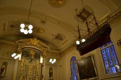 Notre-Dame-des-Victoires (Joe Shlabotnik) Tags: church catholic quebec notredame quebeccity oldquebec 2014 faved lowertown basseville vieuxquebec afsdxvrzoomnikkor18105mmf3556ged august2014