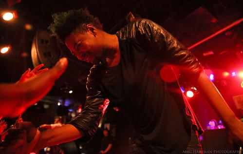 Danny Brown - 4/9/2014 - Boston, MA @ The Paradise Rock Club
