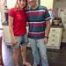 Os primos: Michelle e Luis Carlos