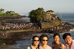 tourists watching 2