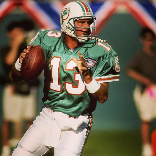 Happy Birthday Dan Marino! Had the pleas by Casey Florig, on Flickr