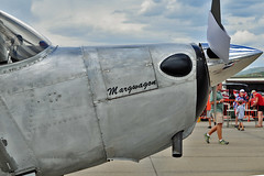 Cessna 172S Skyhawk Margwagon (skyhawkpc) Tags: nikon colorado 2000 skyhawk allrightsreserved sbs 2014 steamboatspringco cessna172s wildwestairfest gverver ksbs steamboatspringsairport bobadamsfield 172s8450 n170mw margwagon
