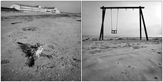 Hst-diptyk (MKarlsson) Tags: autumn beach desolate
