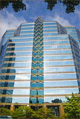 Buckhead Tower -- Atlanta (GA) September 2014 (Ron Cogswell) Tags: atlantaga buckheadga roncogswell buckheadatlantaga buckheadtoweratlantaga