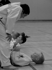 40 years taekwondo in Nordborg (Landanna) Tags: bw white black martialarts taekwondo zwart wit sort hvid zw 40yearstaekwondoinnordborg