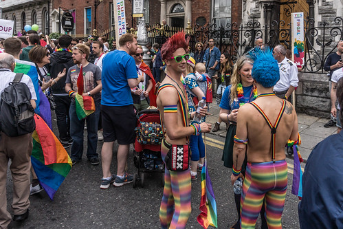 DUBLIN 2015 LGBTQ PRIDE PARADE [WERE YOU THERE] REF-106030