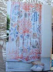 Francesca Greco per Mastro Raphael (franCESCAgreco74) Tags: francescagreco mastroraphael sea watercorals corals fishes texile courtain linum origianldesign