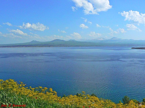 Armenia - Sevan Lake