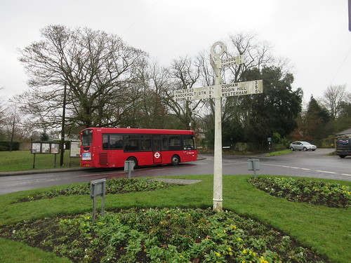 Stagecoach 36582 YX63LGC At Knockholt Pound