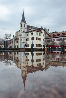 Annecy reflections