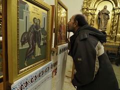 Octavario por la Unidad de los cristianos _ 154 (Iglesia en Valladolid) Tags: parroquiaortodoxadesanjoaquínysantaana capilladelacongregación icono iconos