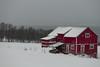 grange (mimu_13) Tags: europe n norvège norway tromsfylke tromso tromsø neige snow snø maison maisonrouge redhouse nx500 samsungnx hiver winter vinter