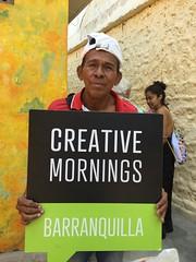 #CMmomentos | Feb 2017 (barranquillacreativemornings) Tags: cmbaq barranquilla creativemornings creativemorningsbarranquilla dariomoreu carnavaldebarranquilla