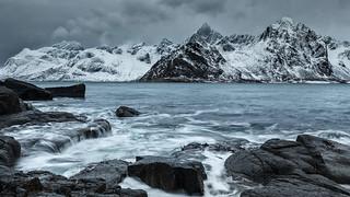 Norwegen | Lofoten | Vareid