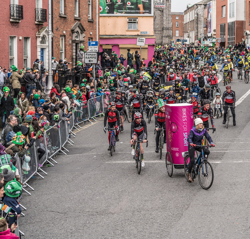 DUBLIN CYCLING  CAMPAIGN [ ST PATRICKS DAY PARADE 2017]-125827