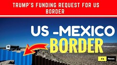 Trump's funding request for US border wall hits snag among some Republicans| FX News (Sonjoy deb) Tags: trumps funding request for us border wall hits snag among some republicans| fx news