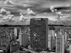 São Paulo B&W (Tayon) Tags: sony cybershot p30 bw pb