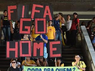 巴西:桑巴王国为何对世界杯说不