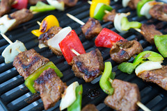 Beef Kebab (Jemlnlx) Tags: food 3 canon eos mark beef iii meat grill barbecue l 5d usm grilling kebab f28 ef shish 2470mm
