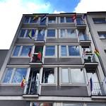 Häuserwand zur WM in Köln thumbnail