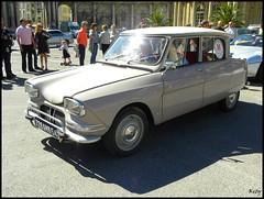 Citron Ami 6 (kity54) Tags: auto old classic cars car automobile citroen ct citron voiture coche older ami6 vhicule worldcars 12emerallyehistoriquedelorraine