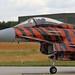 "German Air Force Eurofighter TLG74 30+09 ""Tiger"" - rocking Pilot..."