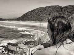 en lo alto (sebatico77) Tags: brazil woman beach persona mujer playa alto joven piel