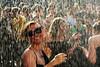 Dancing in the Rain (Jungle C) Tags: world carnival summer woman berlin wet water girl sunglasses rain smiling festival topv2222 lite fire faces bokeh artificial topv5555 heat tropical topv3333 topv4444 cultures brigade refreshment natgeo 3000v120f elitephotography natgeofacesoftheworld