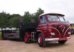 D. Williams Foden (71B / 70F ( Ex Jibup )) Tags: show new old heritage classic cars public museum vintage moving display diesel cab wheels historic clean vehicles restore transportation restored restoration trucks motor chassis load polished loaded haulage gaydon