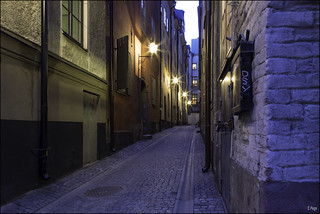 Gamla Stan / Prästgatan / Stockholm 2014