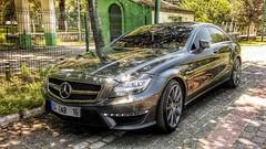Mercedes-Benz CLS 63 AMG (canberkcnb) Tags: mercedes bursa amg cls cls63