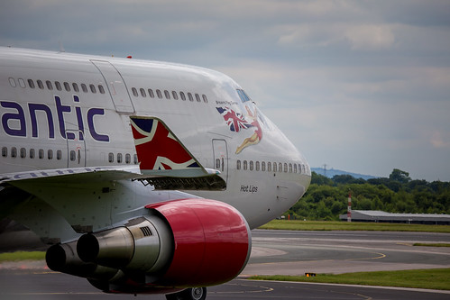 Virgin Atlantic Hot Lips