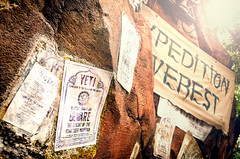 Beware the Yeti (Dan Gifford) Tags: orlando florida disney wdw waltdisneyworld animalkingdom expeditioneverest nikond7000