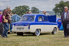 Ford Popular (torquayadam) Tags: show two classic ford car canon restored restoration custom popular tone 2014 powderham 24105l 550d worldcars