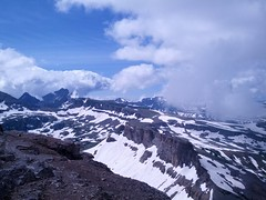 More view from Table Rock (Mike Weston) Tags: snow mountains clouds wyoming tablemountain tablerock 2014