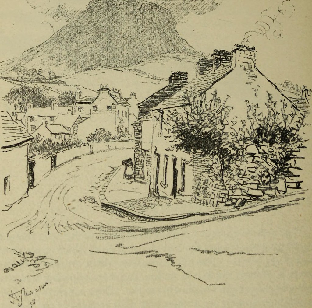 "Image from page 300 of ""Highways and byways in Donegal and Antrim;"" (1903)"