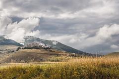 Castelluccio di Norcia (RossoPiceno) Tags: park parco storm national marche umbria norcia temporale castelluccio nazionale sibillini