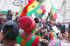 IMG_6870 (JetBlakInk) Tags: parliament rastafari downingstreet repatriation reparations inapp chattelslavery parcoe estherstanfordxosei reparitoryjustice