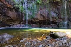 Cascade (rainer.scherz) Tags: nature water island waterfall wasserfall insel madeira 25fontes