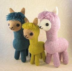 Crochet Amigurumi Llama : The Worlds newest photos of alpaca and amigurumi - Flickr ...