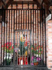 Schoeringekapel, Zuienkerke (Erf-goed.be) Tags: geotagged westvlaanderen kapel zuienkerke archeonet geo:lon=31443 schoeringekapel bevrijdingskapel geo:lat=512628